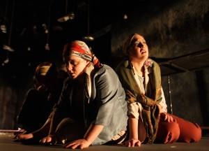 ANON-Greek Chorus-Factory Women-Wesmont