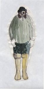 Peer Gynt Drawing