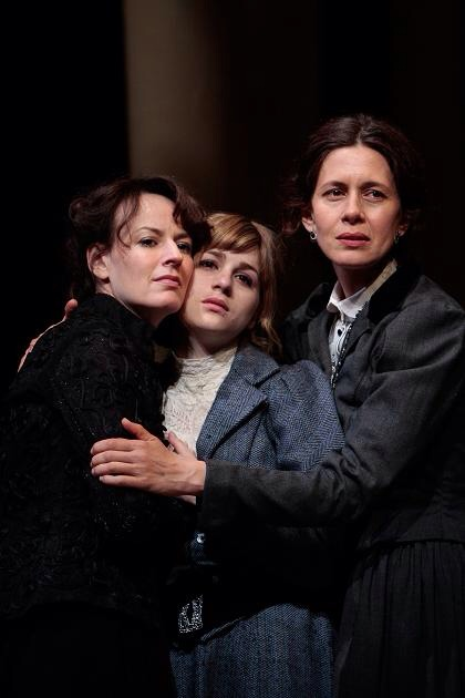 The Three Sisters, by Anton Chekhov, directed by Michael Greif for the Williamstown Theater Festival 7/16/08 Set design: Allen Moyer Costume Design: Clint Ramos Lighting Design: Kenneth Posner Sound Design: Walter Trarbach T Charles Erickson tcepix@comcast.net